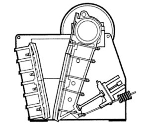 Typical_single_toggle_jaw_crusher_schematic